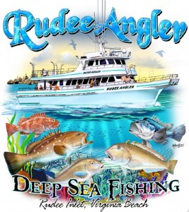 Rudee inlet head boats virginia beach charter boats and for Rudee inlet fishing