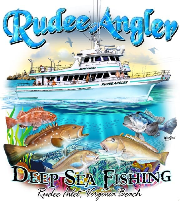 Rudee inlet head boats virginia beach charter boats and for Lynnhaven inlet fishing report