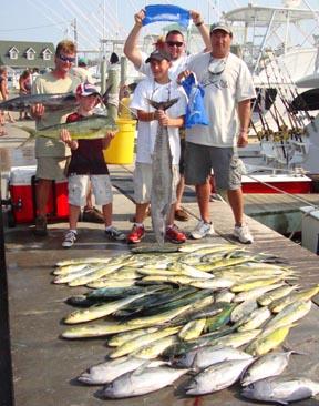 Northeastern north carolina fishing report virginia for Va beach fishing report