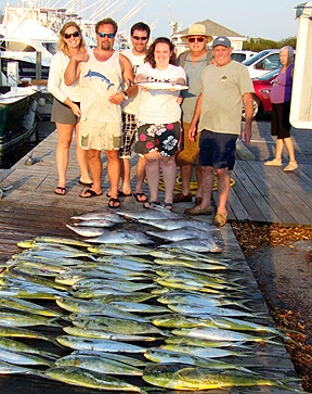 Outer banks nc fishing report virginia beach charter for Whitakers fishing report
