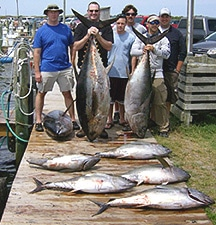 Outer banks nc fishing rundown for Lynnhaven fishing pier report