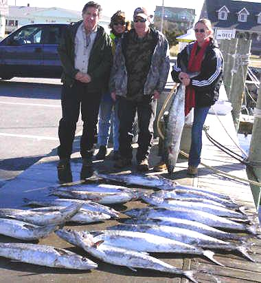 Outer banks nc fishing update for Lynnhaven fishing pier report