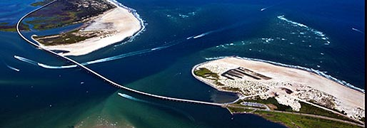 Oregon inlet is too shallow to dredge virginia beach for Oregon inlet bridge fishing report