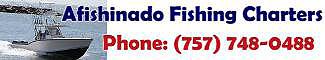 Afishinado Fishing Charters Banner