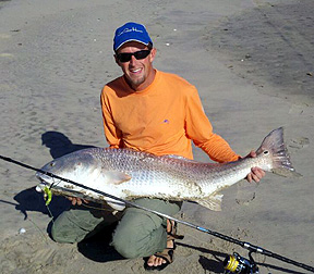Andrew Drum Jian After Writing Surf Fishing