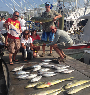 Reports virginia beach charter boats and fishing reports for Whitakers fishing report