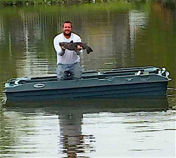Virginia freshwater fishing report virginia beach fishing for Va fishing report