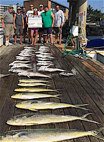 Hh virginia beach charter boats and fishing reports for North carolina fishing report