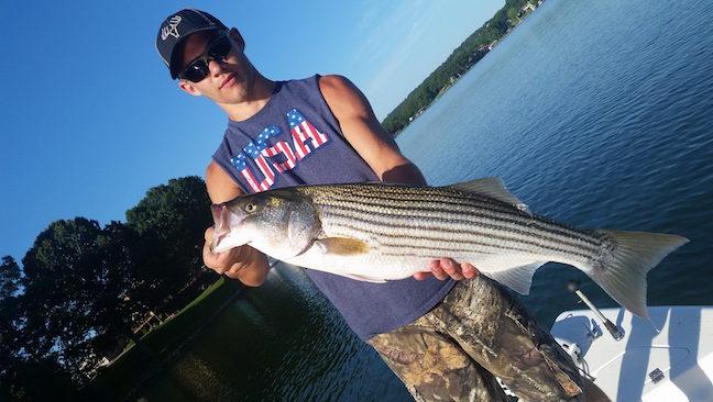 Virginia freshwater fishing update virginia beach for Virginia saltwater fishing report