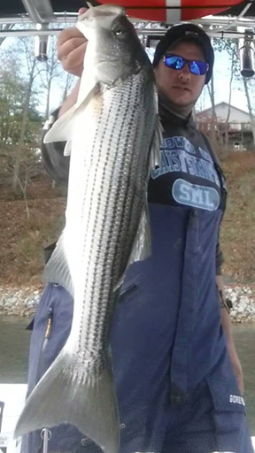 for Sandy river fishing report