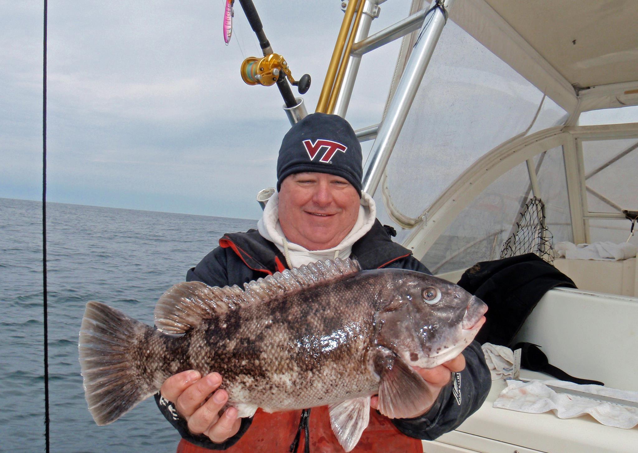 Virginia beach saltwater fishing report virginia to for Virginia saltwater fishing report