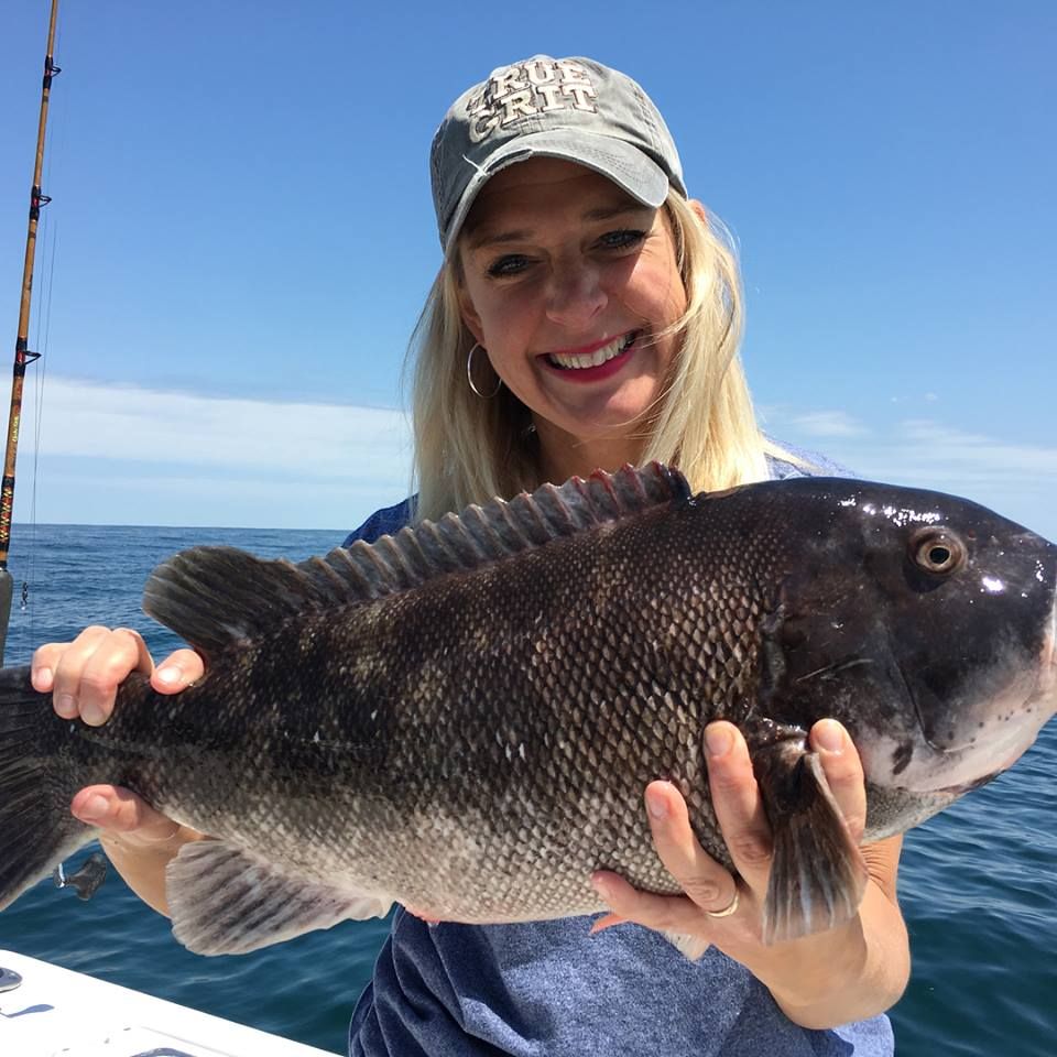 Time to roll the fish are here virginia beach for Virginia saltwater fishing report